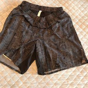LuLu Men's athletic shorts
